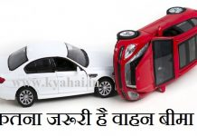 vehicle insurance hindi