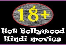 18+ Adult Bollywood Hindi movies List