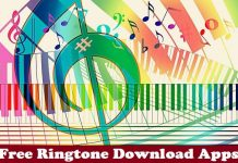 Free Ringtones Download Apps Website