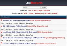 JioRockers Jio Rockers New Movies Download HD Movies Free Download
