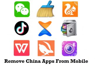 Remove China Apps Download