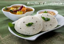 Benefits of Breakfast in Hindi