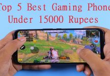 Top 5 Best Gaming Phone Under 15000 rupees